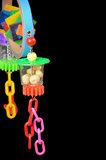 papegaaienspeelgoed - dieca - fouraging cup doppio 5