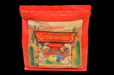 Nutri-Berries El Passo (Chilis) 1,36 Kilo